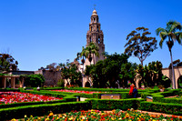 California Tower/Alcazar Gardens 2